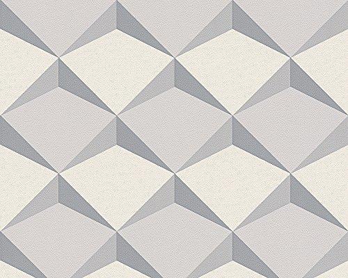 A.S. Creation Vlies Tapete Kollektion Move your Wall, grau, 960313