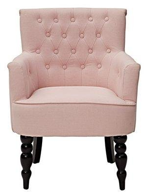 Clubsessel Farbe (Bezug): Rosa
