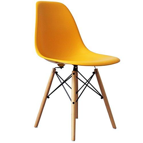 Eames style DSW Stuhl