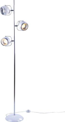 Heitronic Retro, Weiß, Metall, 27843