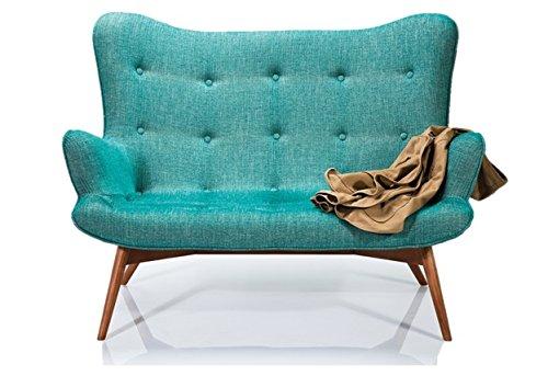 Kare 78918 Sofa Angels Wings Rhythm 2-Sitze, grün