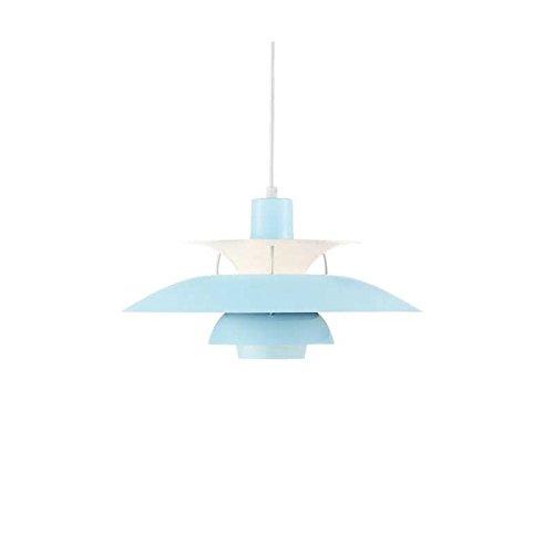 Louis Poulsen - PH 50 Hängeleuchte - mintblau - Poul Henningsen - Design - Deckenleuchte - Pendelleuchte - Wohnzimmerleuchte