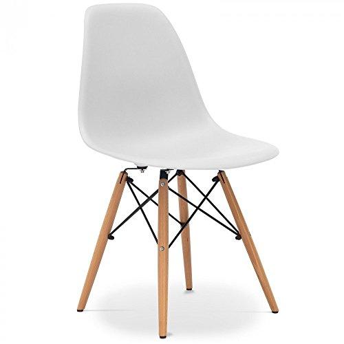 Stuhl DSW Stil Grau