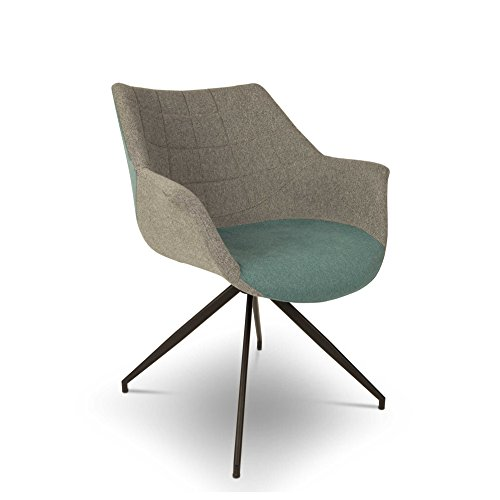 Zuiver Stuhl Doulton blau