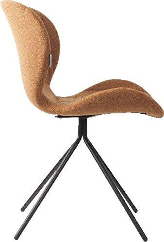 Zuiver Stuhl Esszimmerstuhl OMG camel