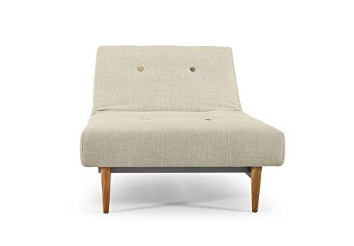 Innovation - Fiftynine Sessel - schwarz - Nist - Ulme dunkel, konisch - Per Weiss - Design - Sessel