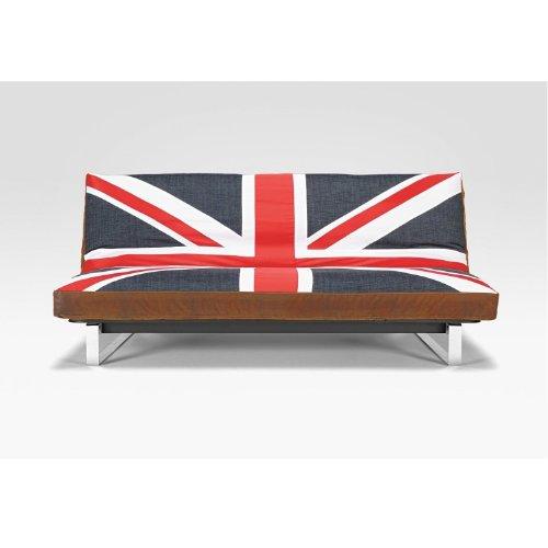 Innovation Schlafsofa IJACK britische Flagge