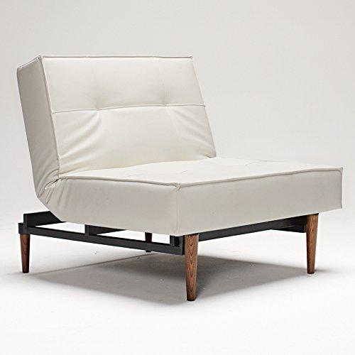Innovation Sessel Splitback weiß