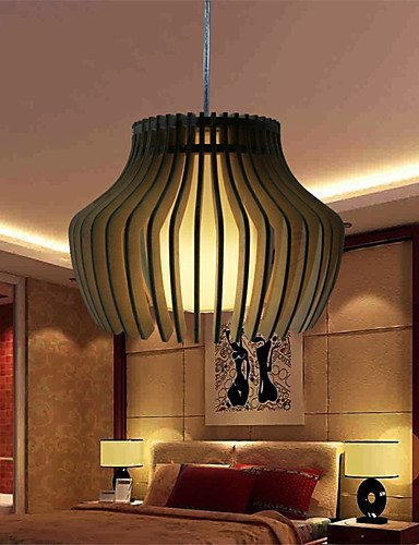ShangYi 12W Vintage LED Andere Holz/Bambus Pendelleuchten Wohnzimmer / Schlafzimmer / Esszimmer / Studierzimmer/Büro / Korridor , 220-240v