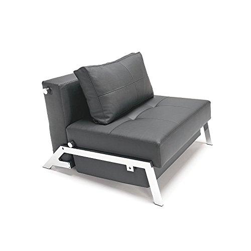 Innovation Schlafsessel Cubed schwarz