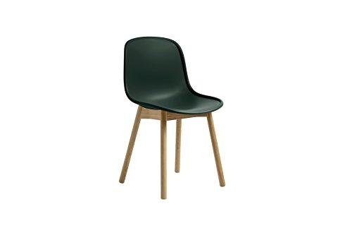 HAY - Neu Chair 13 - grün - Eiche matt lackiert - Wrong for Hay - Design - Esszimmerstuhl - Speisezimmerstuhl