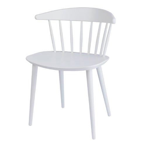 J104 Stuhl Weiß HAY Design