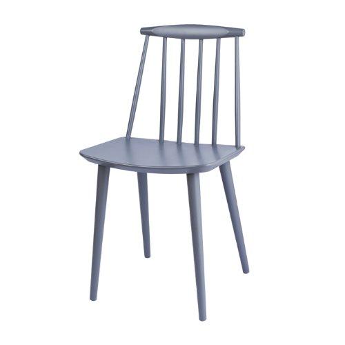 J77 Stuhl Grau HAY Design