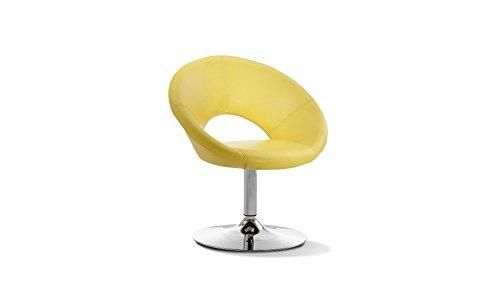 Retro Sessel Club 50er Design Loungesessel Schale Fuß günstig