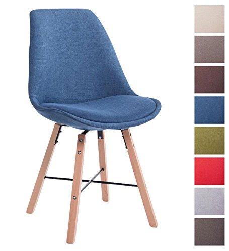 CLP Design Retro Stuhl LAFFONT, Sitz-Bezug Stoff