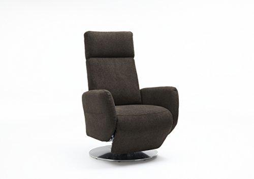Cavadore 5900984022225 TV-Sessel, Schaumstoff, schlamm, 71 x 82 x 112 cm