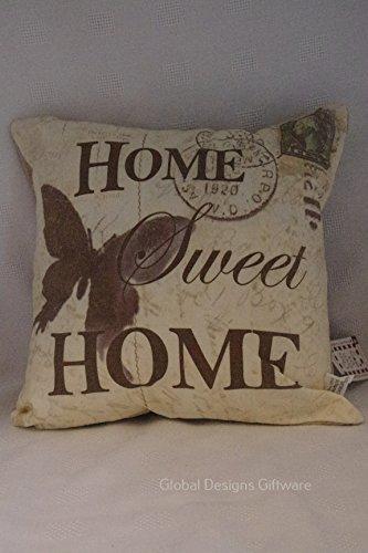 Home Sweet Home Retro Kissen