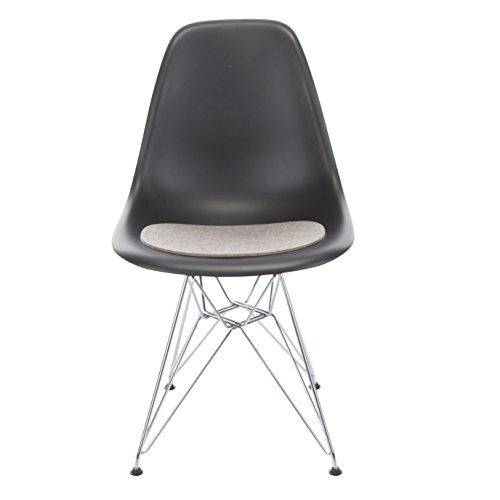 Filzauflage Eames Plastic Sidechair Antirutsch hellmeliert 5011235_07AR