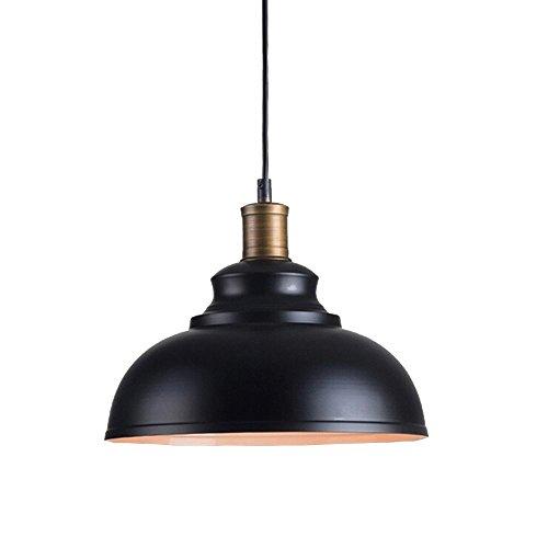 Pendelleuchte OYI Vintage Industrial Hängeleuchte Mit E27 Lampefassung Für Wohnzimmer Esszimmer Restaurant Keller Untergeschoss Usw(Ohne Birne)