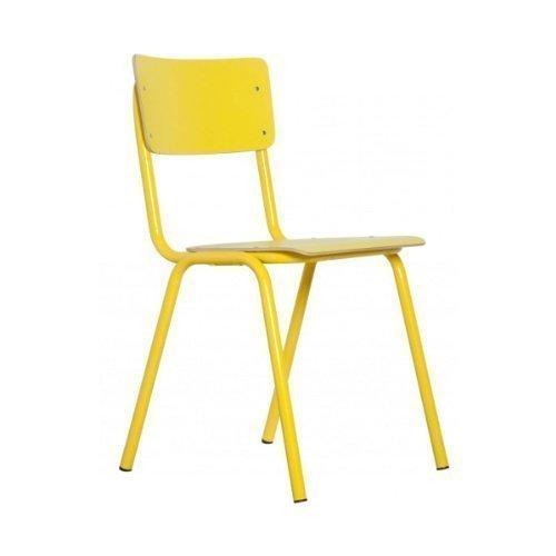 4Stück Stühle Design Back To School–Déco Zuiver