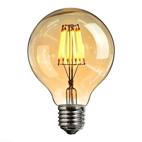 Elfeland G80 E27 Globe Glühbirne