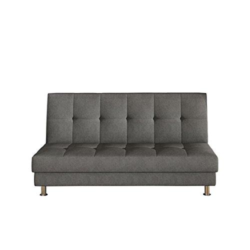 Modernes Sofa Endo mit Bettkasten und Schlaffunktion, Funktionssofa, Lounge Couch, Design Bettsofa Schlafcouch Schlafsofa (Ibiza 28)