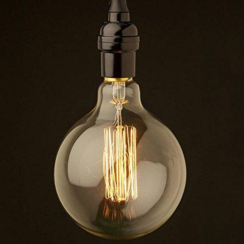 Rokoo E27 G80/G95/G125 40W/60W 220V Glühbirne Vintage Antik Edison Lampe