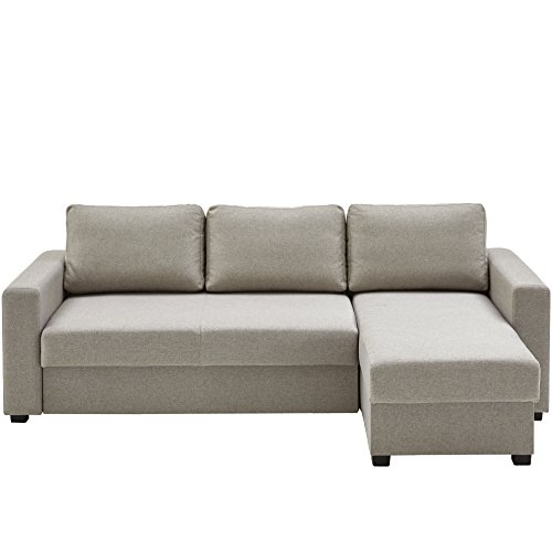 Atlantic Home Collection Schlafsofa, Stoff, 150 x 234 x 89 cm